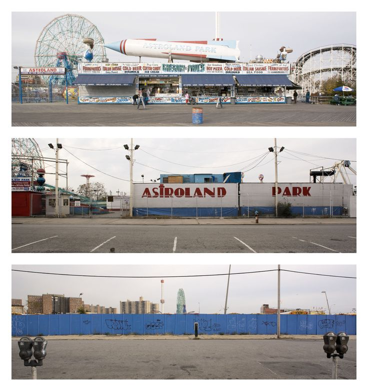 USA-New York (2008) - Serie: Coney Island - Astroland