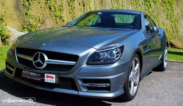 Mercedes-Benz SLK 250 CDi AMG preços usados