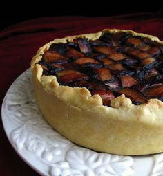 "Medieval Beef-and-Bacon Pie based on a recipe found in ""A Propre new booke of Cokery, 1545"""