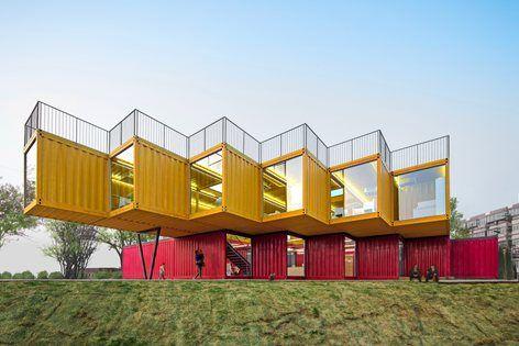 Les 117 meilleures images du tableau architecture sur - Maison familiale design a beijing en china par arch studio ...
