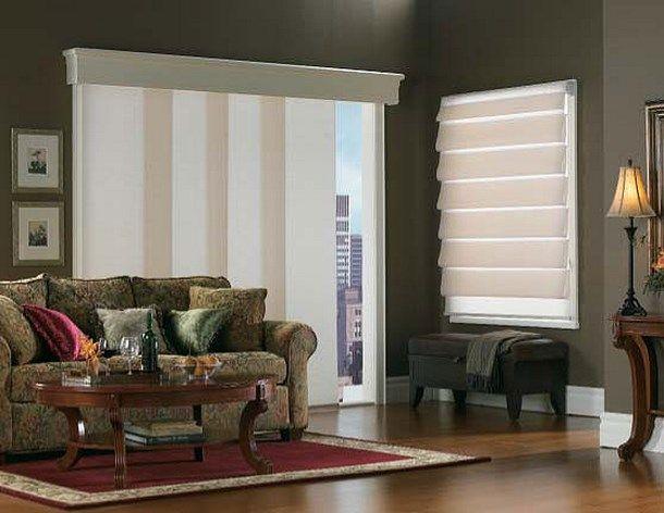 Patio Door Blinds Panel More