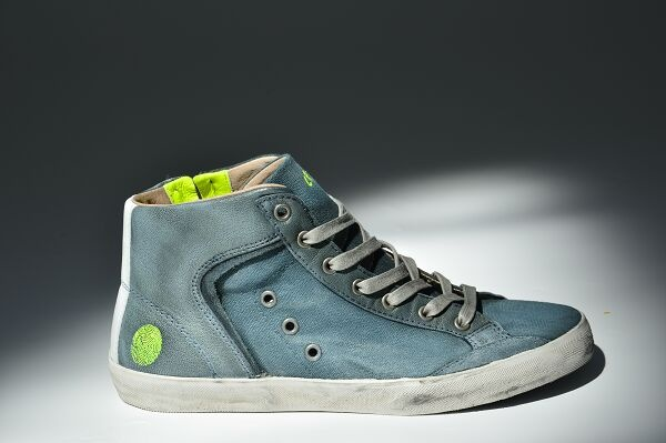#Crime #Fashion - #Shoes #sneakers #avion #blue #mimetic #metallic  #ss13 #newarrivals #musthave  #crimeshoes #crimefashion  www.crime-fashion.com