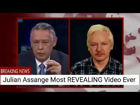 FULL INTERVIEW! Julian Assange Most REVEALING Video Ever 'Hillary Clinto...