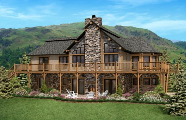 Ranch Home Plan 1861 Sq Ft 1 8 1 4 Floor Plan Style Walkout Open Concept Ranch House Plans Floor Plans Ranch Log Cabin Floor Plans