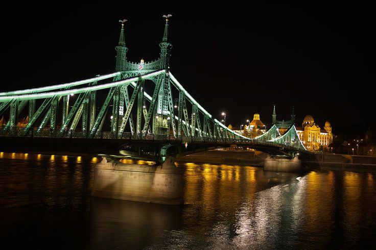 Liberty Bridge, Budapest by MAC Photography on 500px