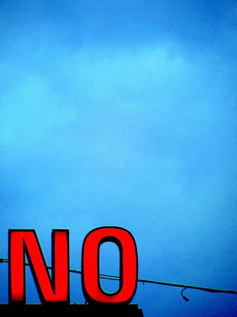 Learn to say no without feeling guilty at all