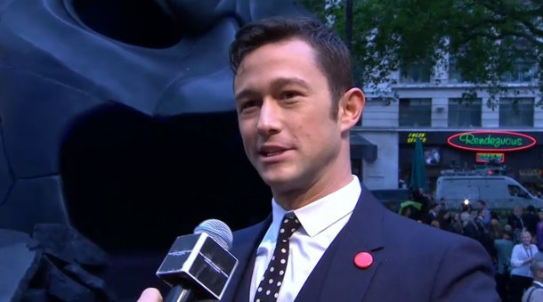 The Dark Knight Rises Red Carpet Premiere Pics | SFXDark Knight