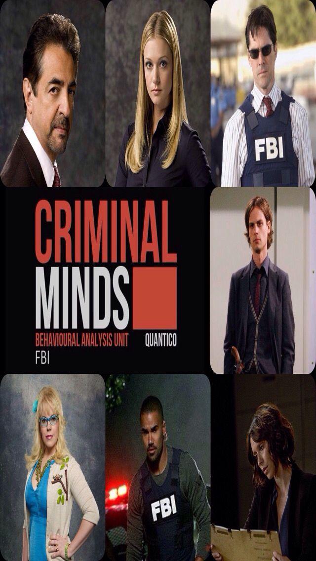 Criminal minds wallpaper | Criminal minds, Criminal ...