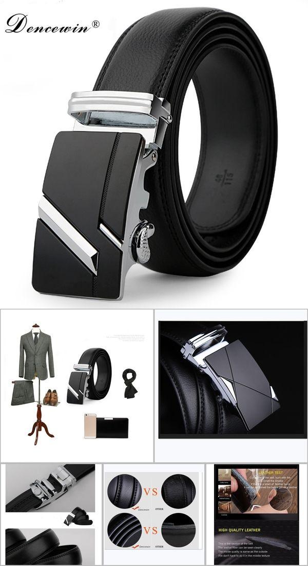 male automatic buckle belts for men authentic mens belts ceinture women jean belt