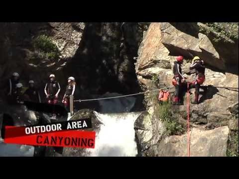 Some canyoning adventures in ötztal valley.