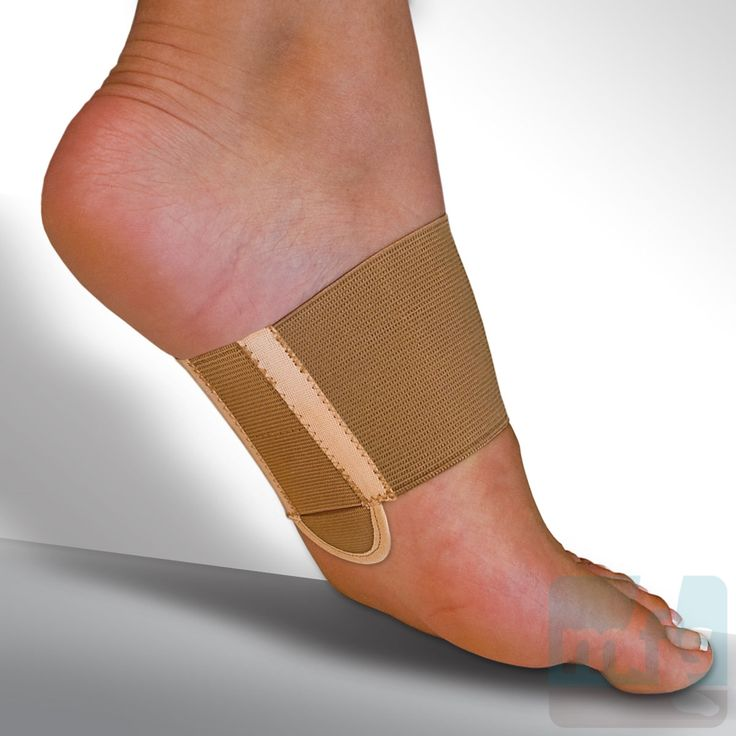 Show details for Arch Binder with Metatarsal Pad