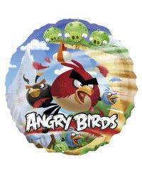 Angry Birds Folyo Balon (45 cm)