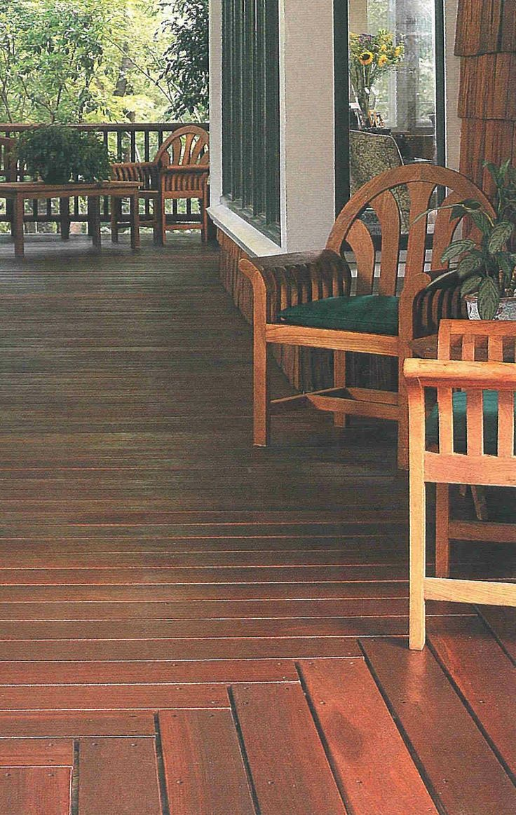 1000+ images about Decks on Pinterest  Outdoor storage benches ... - ^