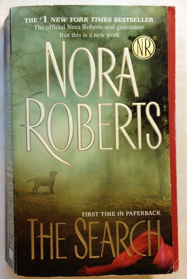 Details About The Search By Nora Roberts 2010 Paperback Fiction