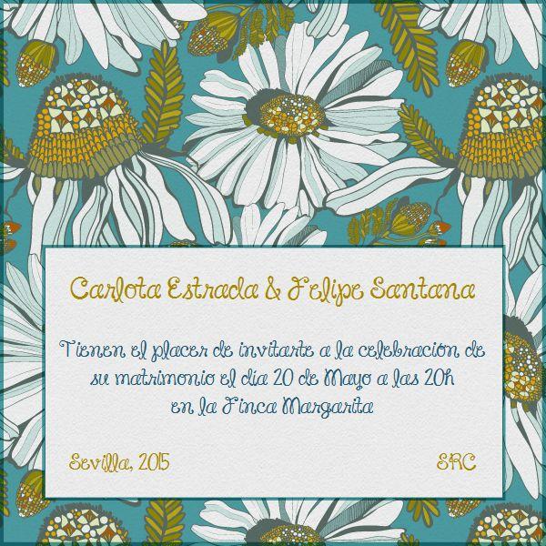 Margaux-Celebra con estilo con las invitaciones y tarjetas virtuales de LaBelleCarte: www.LaBelleCarte.com