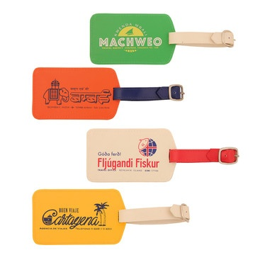 luggage tags. i'm going back to cartagena just so i can use it.