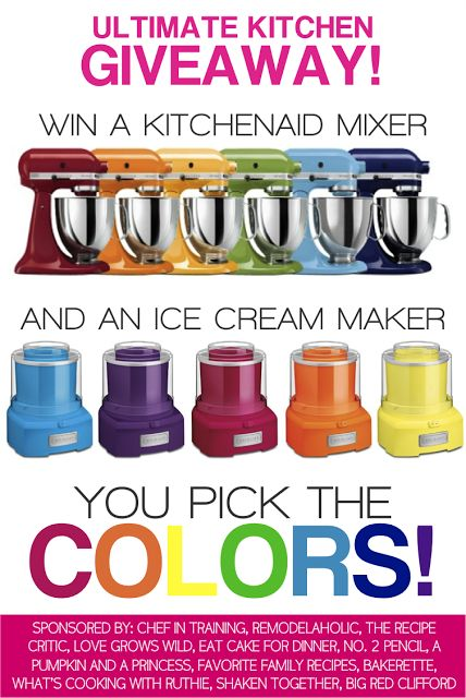Ultimate Kitchen Giveaway!