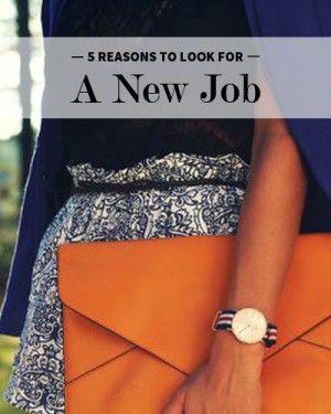 5 Reasons to Look for a New Job   Levo League   Career Advice   #jobsearch #career #advice