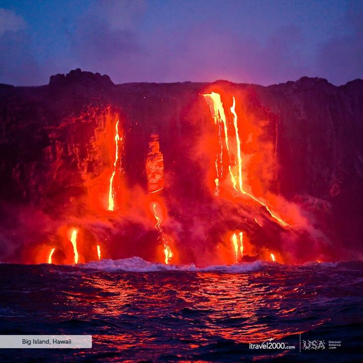 The Big Island, Hawaii #itravel2000 #DiscoverAmerica