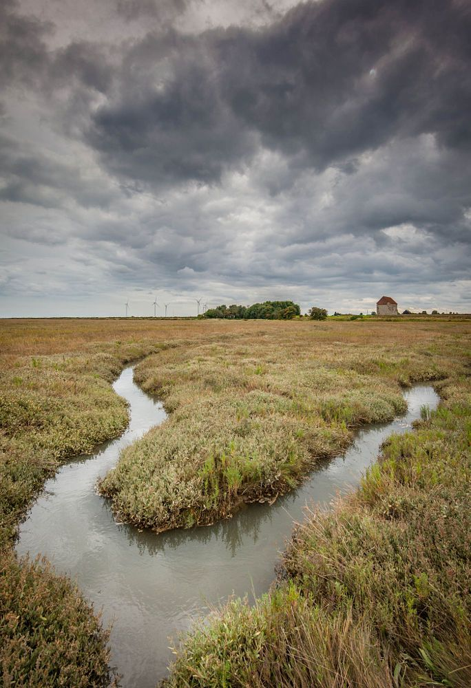 St Peter's Creek, Bradwell, Essex by Phil Clarkstone on 500px