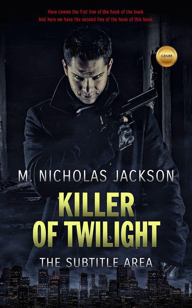 Bunker New fiction, Mystery; Thriller & Suspense premade book cover.: Bunker New fiction, Mystery; Thriller & Suspense premade book cover.…