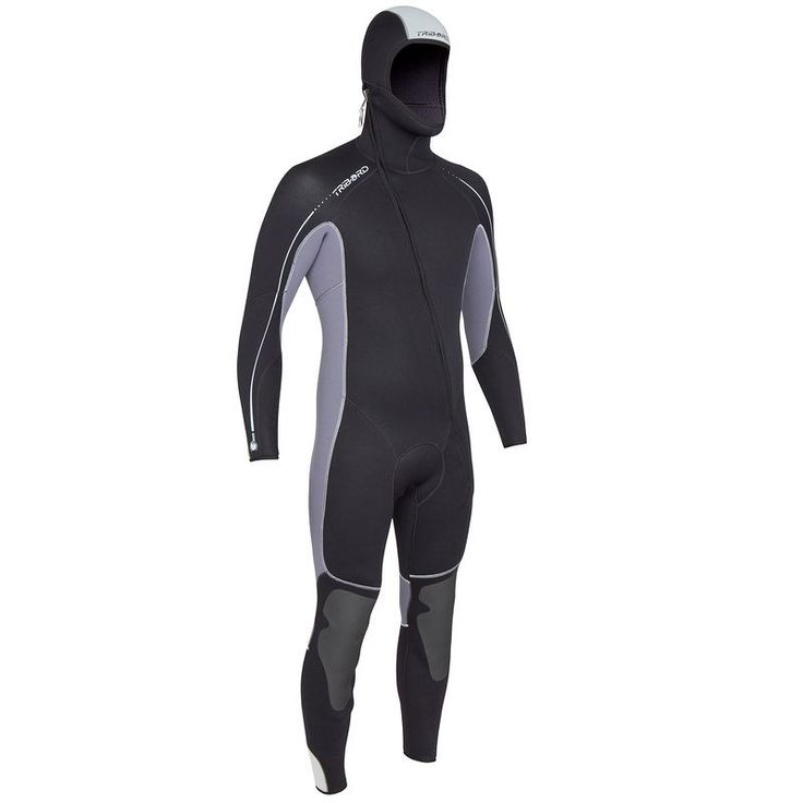 84,95€ - Combinaison de plongée - Combinaison de plongée SUBEA Homme 5mm - TRIBORD