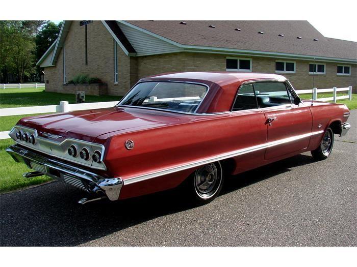 1963 Chevrolet Impala | 1963 Chevrolet Impala SS for Sale | ClassicCars.com | CC-511845