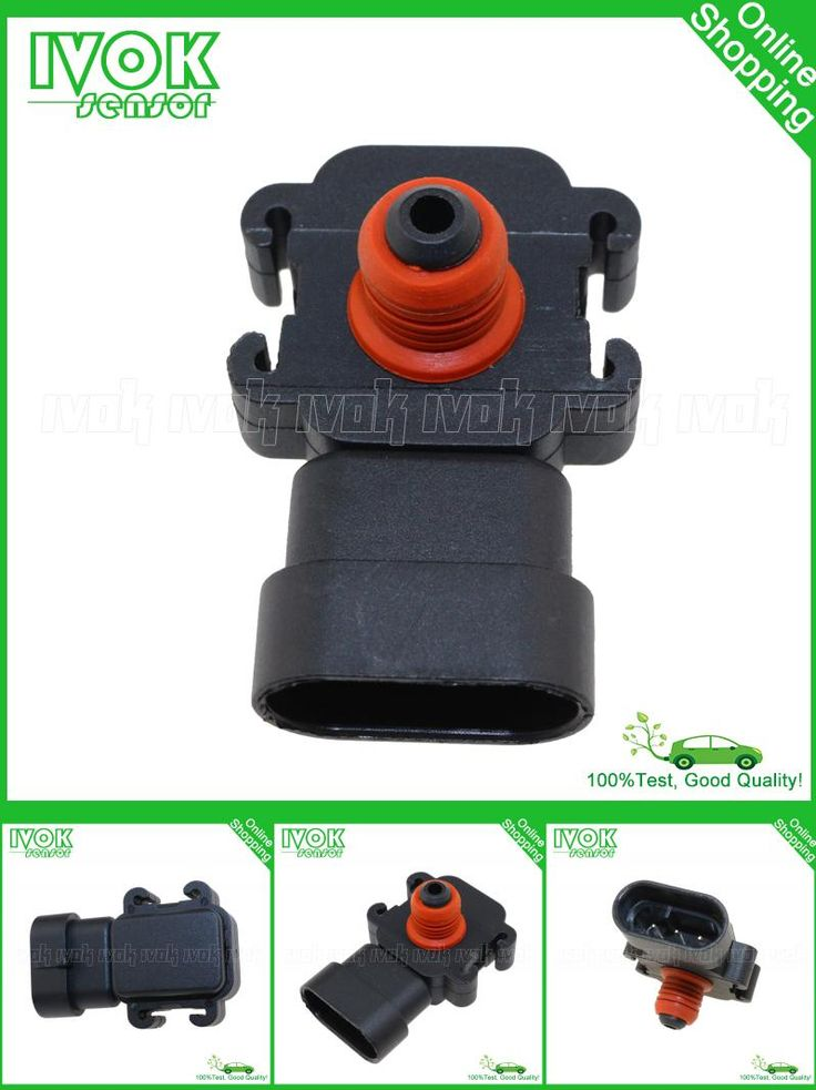 [Visit to Buy] MAP Pressure Sensor For Vauxhall Opel Astra IV G Combo II Corsa III C 1.7 DI DTI 6238166 98131026 97180655 1247049 16235939 #Advertisement