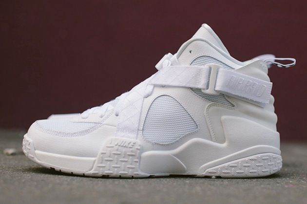 #Pigalle x #Nike Air Raid All White #sneakers