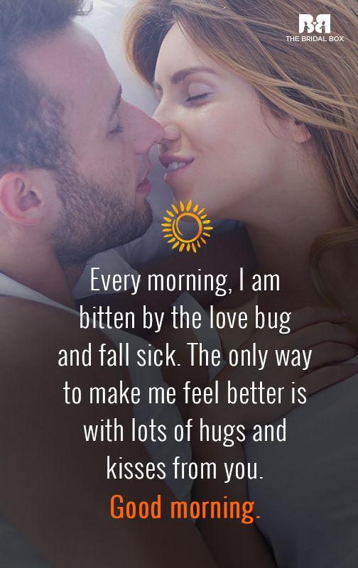 Good Morning Kiss Quotes For Him : Sweet good morning kiss images pixshark