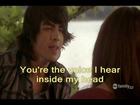 Oh.. the Camp Rock days. Pretty sure 2007-2009 will forever be some of my favorite years ever.