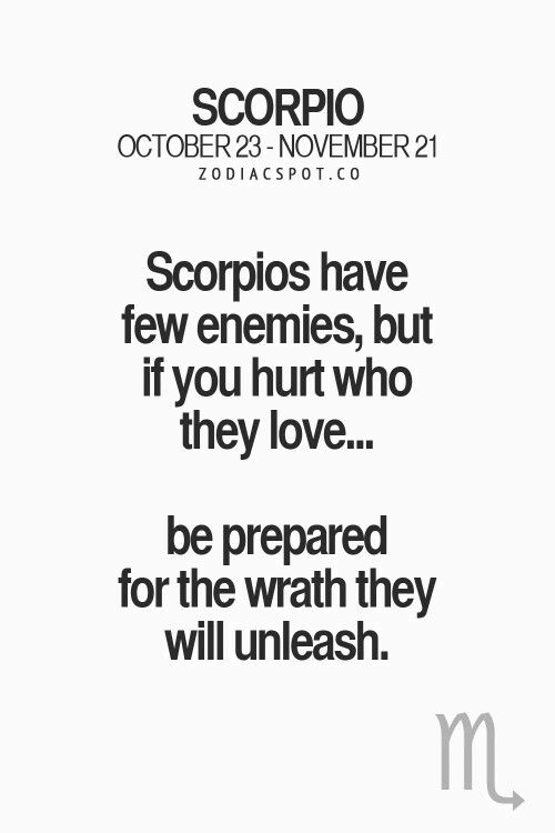 Cancer Hookup A Scorpio Quotes About Unleashing