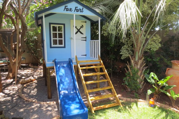 Classic Playhouse by Playground Wizards. Contact: sales@playgroundwizards.co.za http://www.playgroundwizards.co.za
