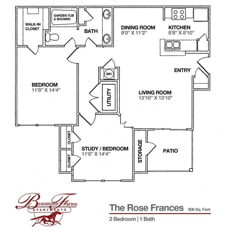8 best mil suite images on pinterest apartment floor for 4 bedroom luxury apartment floor plans