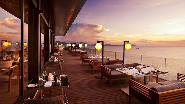 my dream place to have a nice dinner ..