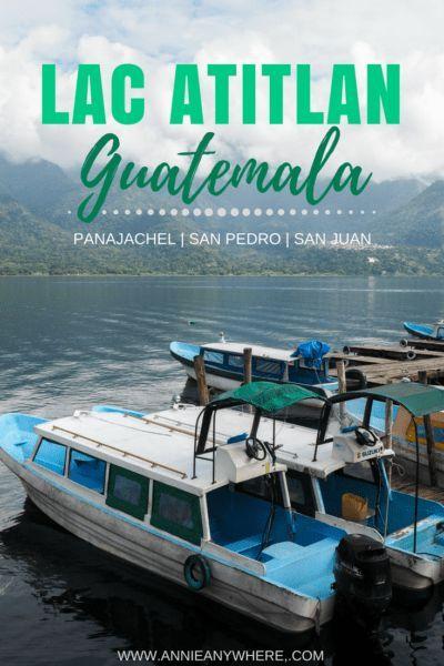 La culture Maya est encore bien vivante autour du Lac Atilan au Guatemala. Je vous propose de la découvrir à travers 3 villages: Panajachel, San Pedro La Laguna et San Juan La Laguna. #voyage #voyagevoyage #ameriquecentrale #guatemala #lacatitlan