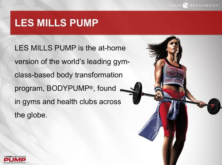 Review of LES MILLS PUMP Fit Friday | Four Fit Sisters