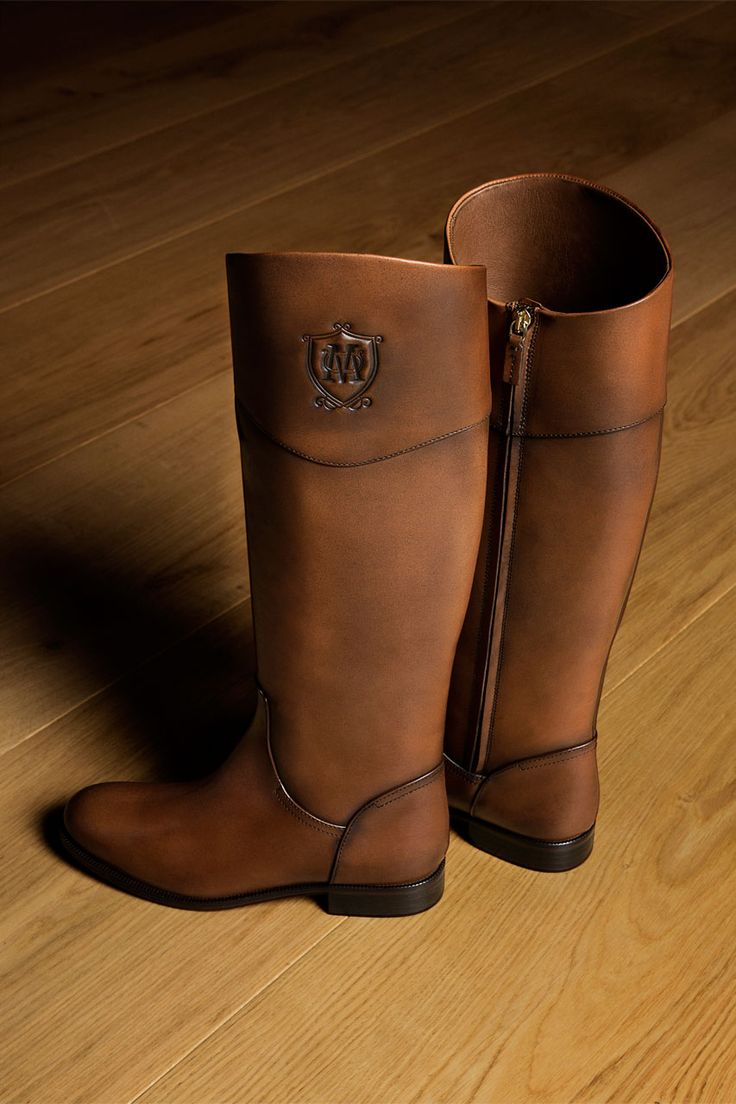 shield riding boots | The Equestrian Collection by Massimo Dutti