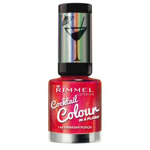 Rimmel london Cocktail Colour in a Flash | 140 Hawaiian Punch http://www.bol.com/nl/p/rimmel-cocktail-colour-flash-nail-140-hawaiian-punch-rood-nagellak/9200000010961990/