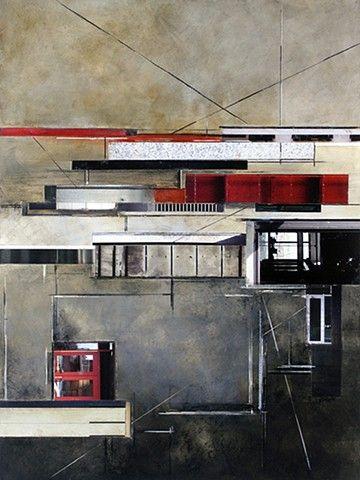 GINNY HERZOG artist - Layers 23-714