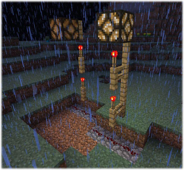 redstone l& & 25+ unique Minecraft redstone lamp ideas on Pinterest | Wood house ... azcodes.com