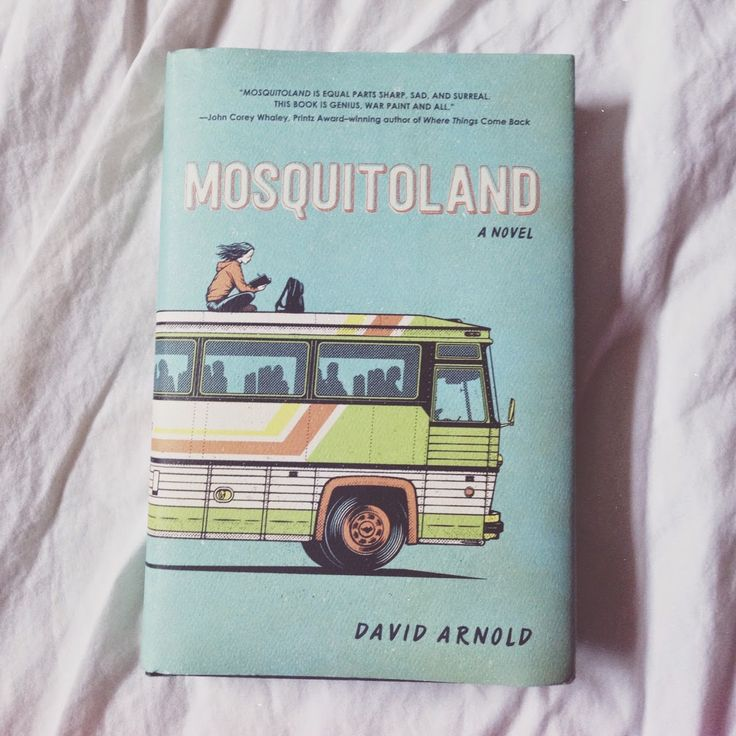 MOSQUITOLAND - A Novel by David Arnold {Review}