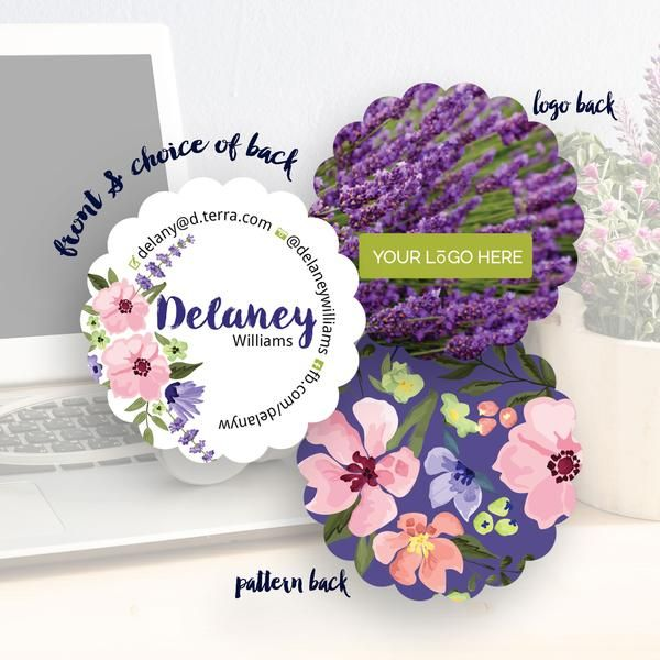 doterra business cards. business cards for consultants. these would be perfect for lularoe, scentsy and mary kay consultants! Custom business cards for your business!