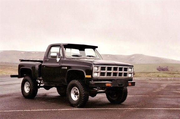 Truck from Supernatural.... | Dream Cars | Pinterest ...