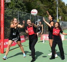 Visit http://topnetballdrills.net for more tips and trick on how to improve your performance.