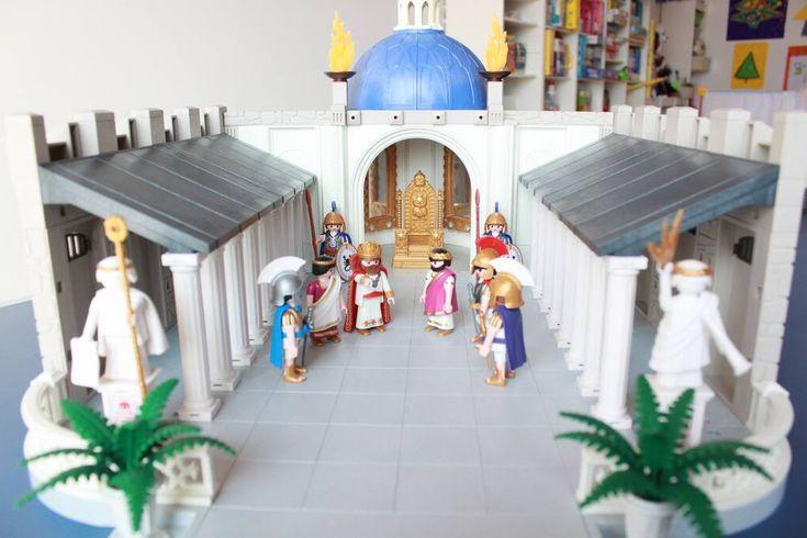 palacio de Herodes - Playmobil