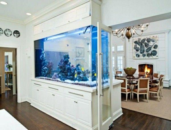 aquarium room dividers white background  Aquariums  Amazing aquariums Aquarium decorations