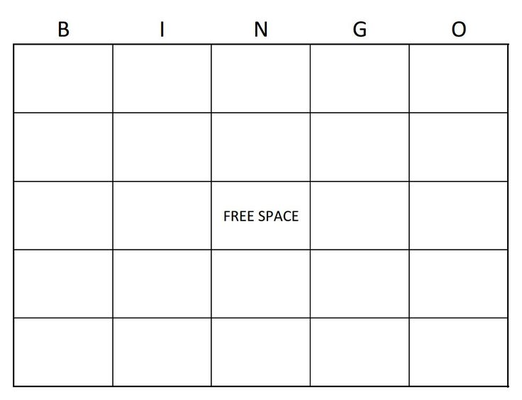 bingo card template in 2020  bingo card template bingo