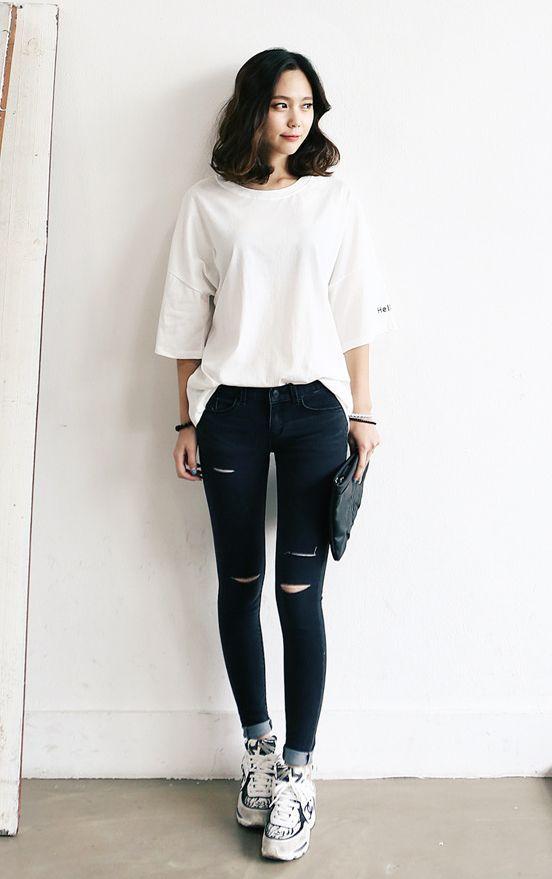 Korea Daily Style Mt K Daily Style Pinterest Daily Style Korea And Korean Fashion