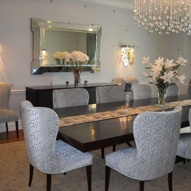 Dining Room Decor Gray 1699 best dining room images on pinterest | dining room design